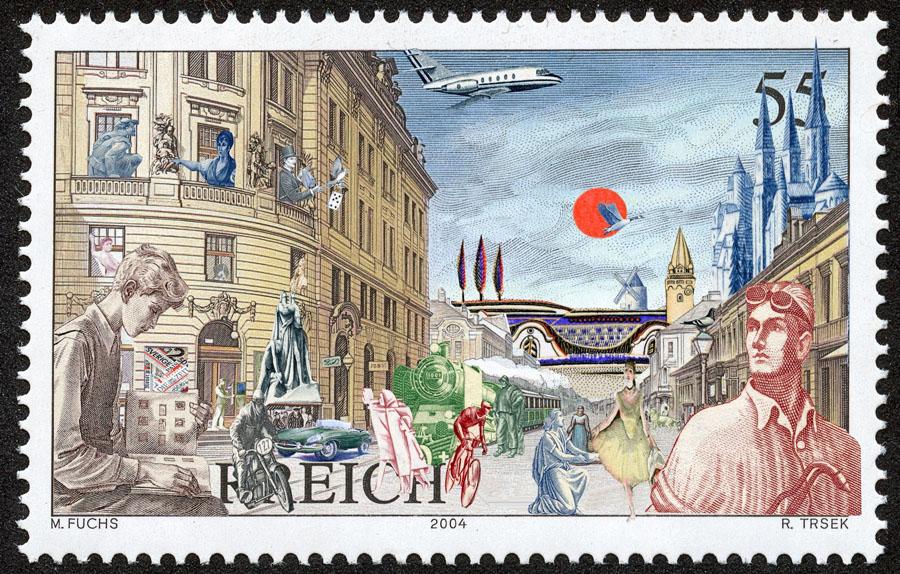 Weeda Stamps News
